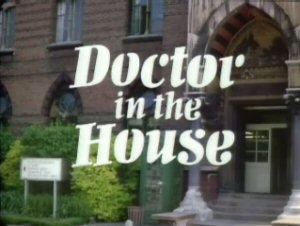 Doctor in the House (TV series) - Series logo