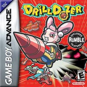 Drill Dozer - Image: Drill Dozer