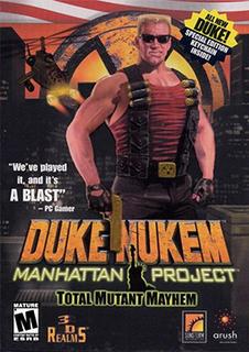 <i>Duke Nukem: Manhattan Project</i> 2002 video game