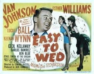 <i>Easy to Wed</i> 1946 film