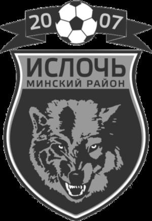 FC Isloch Minsk Raion - Image: FC Isloch Logo