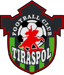 FC Tiraspol association football club in Moldova