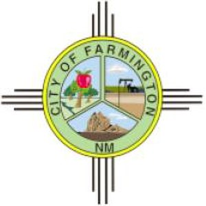 Farmington, New Mexico - Image: Farmington NM seal