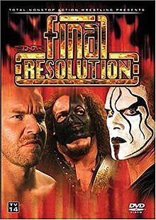 Image result for tna final resolution 2007