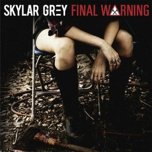 Final Warning (song) - Image: Final Warning Single Cover