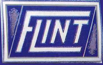 Flint (automobile) - Logo for the Flint Automobile, 1923–1927
