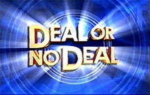 Deal or No Deal (Australian game show) - The show's logo used from 2003 to 2006.
