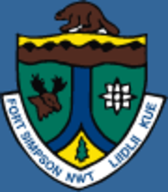 Fort Simpson - Image: Fortsimpsonlogo