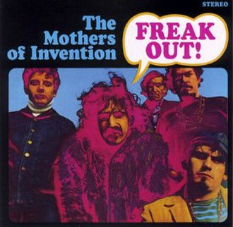 Freak Out! - Image: Freak Out!