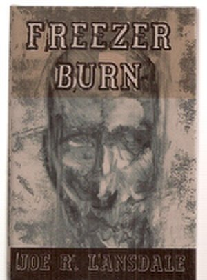 Freezer Burn (novel) - Cover art by George Pratt