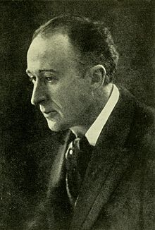 Delius, photographed in 1907