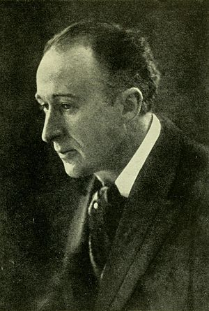 Peter Warlock - Frederick Delius, around the time of his initial association with Heseltine