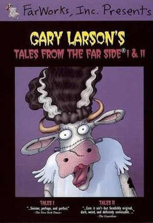 Gary Larson's Tales from the Far Side - DVD cover
