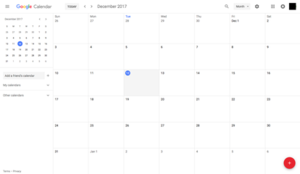 google calendar screenshotpng