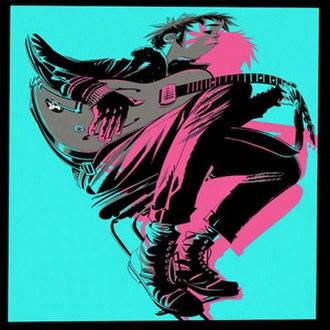 The Now Now - Image: Gorillaz The Now Now