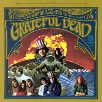 The Grateful Dead (album) - Image: Grateful Dead The Grateful Dead