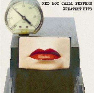 Greatest Hits (Red Hot Chili Peppers album) - Image: Greatest Hits RHCP