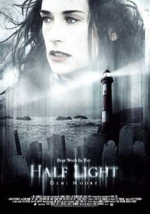 Half Light (film) - Theatrical released poster