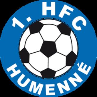 ŠK Futura Humenné - Image: Hfc humenne