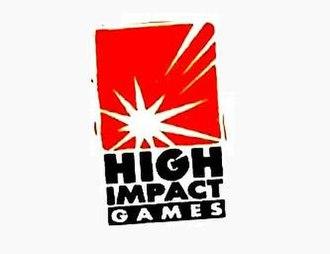 High Impact Games - Image: High Impact Games logo