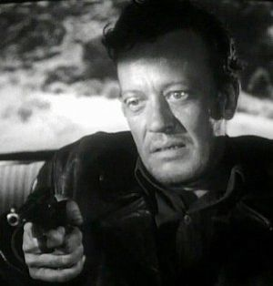 William Talman (actor) - William Talman in The Hitch-Hiker (1953)