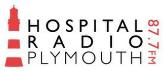 Hospital Radio Plymouth - HRP Logo up to Autumn 2009