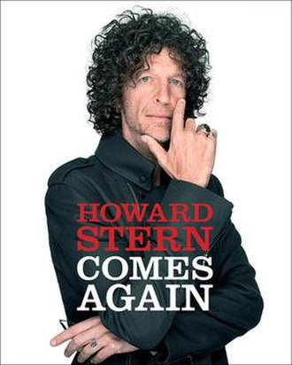 Howard Stern Comes Again - Image: Howard Stern Comes Again cover