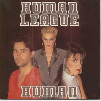 Human (The Human League song) - Image: Human League Human