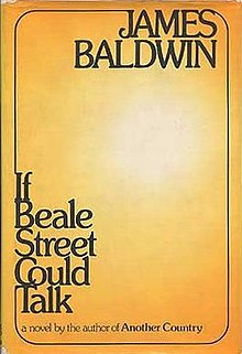 Image result for if beale street could talk book