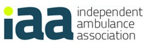 Independent Ambulance Association - Image: Independent Ambulance Association (logo)