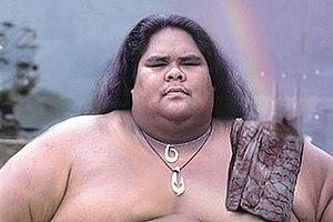 Israel Kamakawiwoʻole - Kamakawiwoʻole in 1993