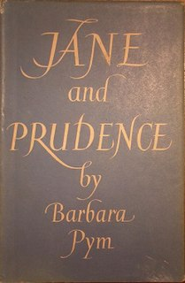 <i>Jane and Prudence</i>