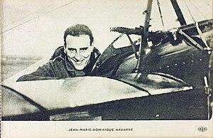 Jean Navarre - Jean Marie Dominique Navarre.