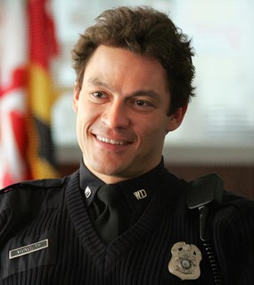 Jimmy McNulty Character from The Wire
