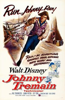 Johnny Tremain poster.jpg