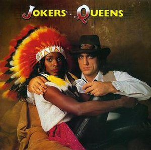Jokers and Queens - Image: Jokers and Queens by English and Hines