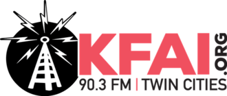 KFAI - KFAI logo