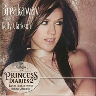 Breakaway (Kelly Clarkson song) - Image: Kelly Clarkson Breakaway original cover