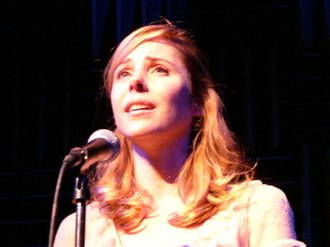 Kerry Butler - Kerry Butler performing at a benefit concert for Hurricane Katrina in New York City, October 23, 2005.