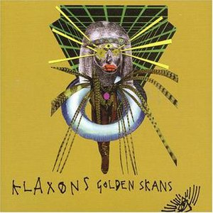 Golden Skans - Image: Klaxons Golden Skans CD