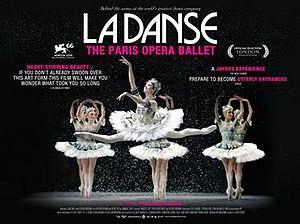 La Danse (film) - Theatrical release poster