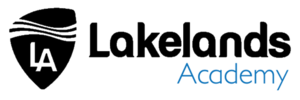 Lakelands Academy - The academy logo