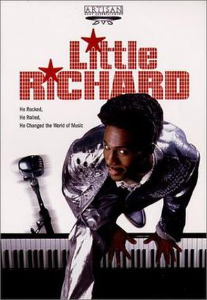 Little Richard (film) - Image: Little Richard 2000