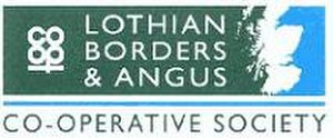 Lothian, Borders & Angus Co-operative Society - Image: Lothian borders angus co op logo