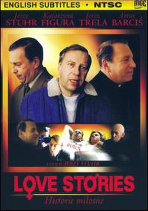 Love Stories - DVD cover