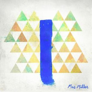 Blue Slide Park - Image: Mac Miller Blue Slide Park Album Cover