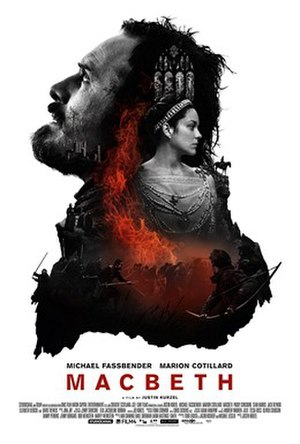 Macbeth (2015 film) - Image: Macbeth 2015 poster