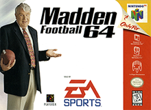 Madden Football 64 - Wikipedia