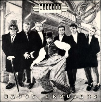Baggy Trousers - Image: Madness Baggy Trousers