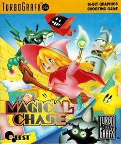Magical Chase video game cover.jpg